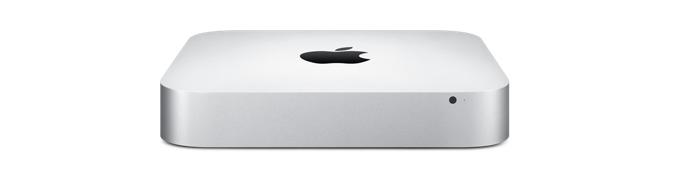 Připojte Mac mini k imacu