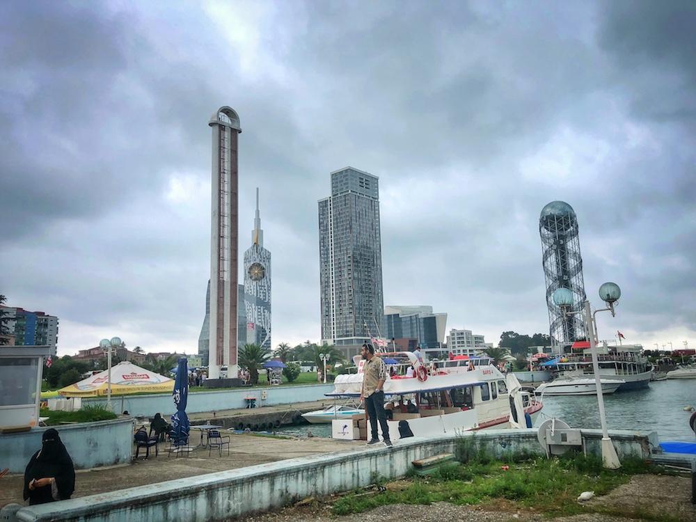 Batumi mrakodrapy