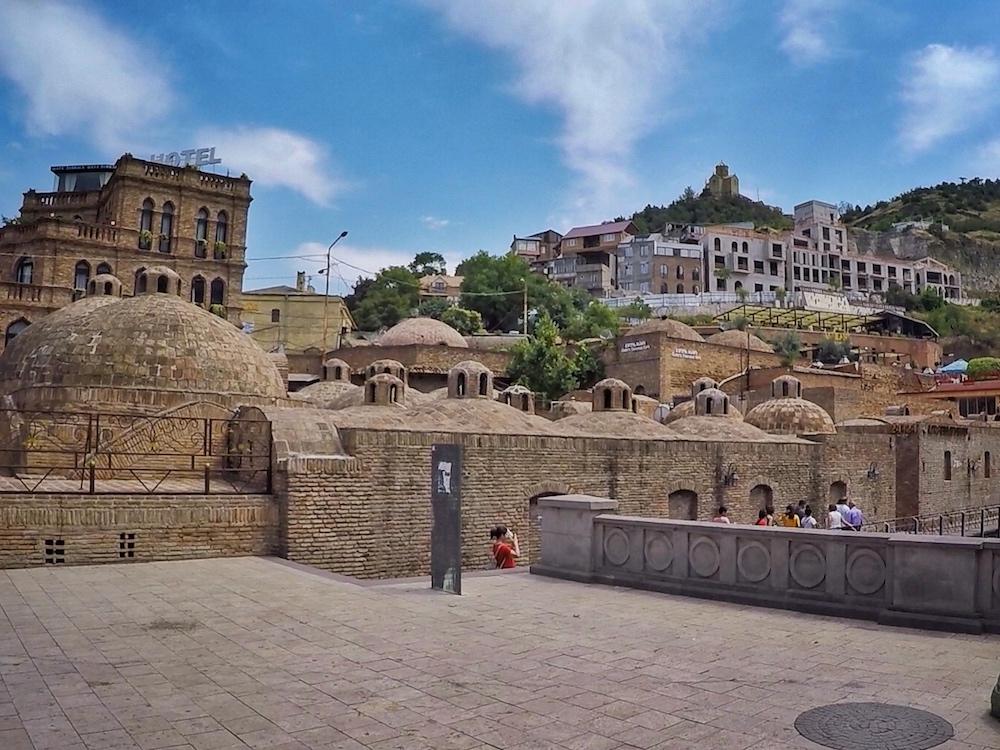 Tbilisi sirne lazne
